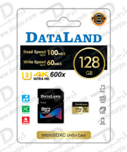 کارت حافظه Micro SD 128GB Class 10 U3 مارک DataLand